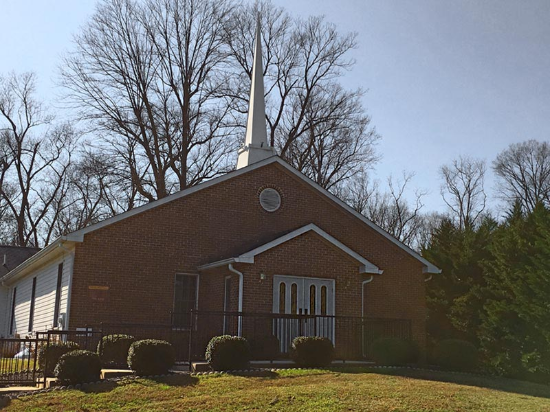 Wards Hill Baptist Church
