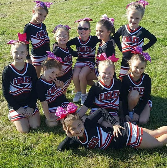 Bo Manor Junior Football & Cheerleading