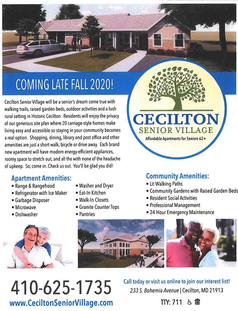 Cecilton Senior Village