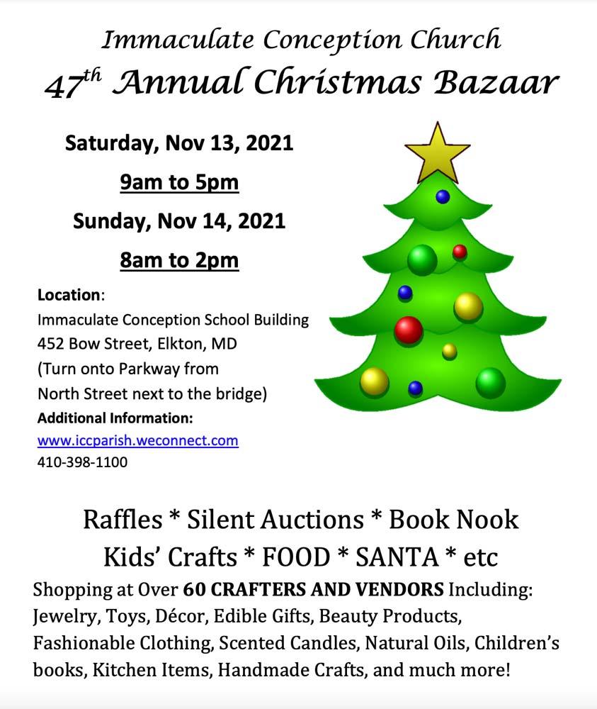 47th Annual Christmas Bazaar